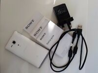 Sony Xperia SP White Unlocked