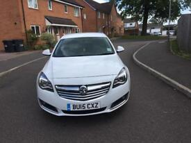 Low mileage hpi clear insignia 2015 immaculate