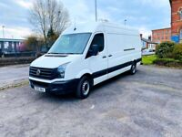 2015 Vw Crafter Lwb Full service history and 12 months MOT.