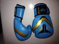 16oz Mitra boxing gloves