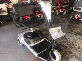 Mobility boot scooter Rascal Taxi new batteries with 6 months warranty