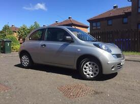 59 Nissan Micra 1.2 Visia ONLY 9000 MILES
