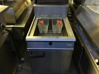 GAS FRYER CATERING COMMERCIAL KITCHEN FAST FOOD RESTAURANT KITCHEN CAFE BAR SHOP