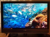 40 Sony Bravia HD Ready Digital Freeview LCD TV