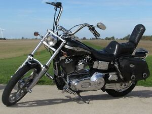 2003 harley-davidson FXDWG Dyna Wide Glide   $7,000 in Options a London Ontario image 4