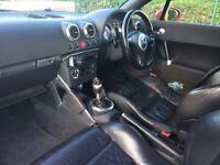 Audi TT 1.8 T Roadster 2dr. Modified . Show car. Custom
