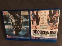 Blu-Ray's