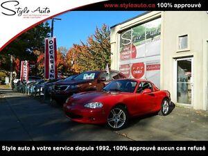 2005 Mazda MX-5 Miata GT 2 TOIT