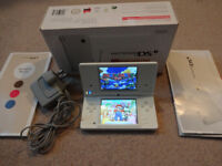 Nintendo DSi Games Console - Boxed with Charger & Manual - DS