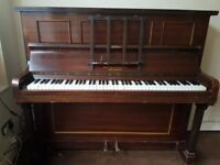 Duck, Son & Pinker, Ltd Upright Piano for £80
