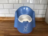 Baby Bjorn High backed Potty Chair - Excellent Condition