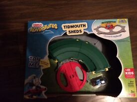 Thomas the tank tidmouth shed playset