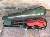 violin suitable for a child but not sure what age