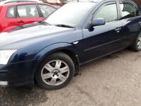 Ford mondeo 2004 ghia automatic
