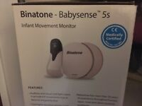 Binatone babysense breathing monitor