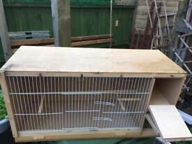 Budgie Breeding cage for sale £30