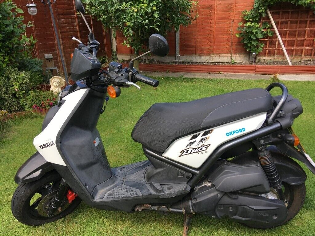 Yamaha BWS 125 Moped scooter LE3 | in Leicester, Leicestershire | Gumtree