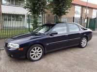 Volvo S80 FULL SERVICE HISTORY TIMING BELT AND WATER PUMP CHANGED.FULLY LOADED