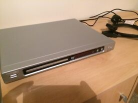 £4 - Phillips DVD player model DVD625/051 + SCART cable included