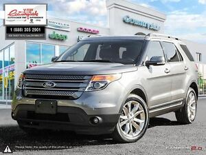 2014 Ford Explorer Limited *EXPLORE WITH ME!*