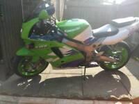Kawasaki ninja zx9r b4 swap