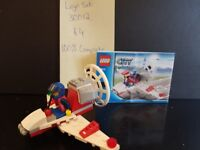 Lego City Sets from £4 100% complete sets