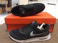 Nike Air Max Thea black trainers womens ladies