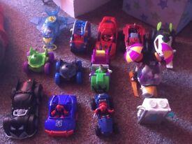 Imaginext toys (various)