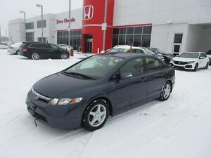 2008 Honda Civic Hybrid Base