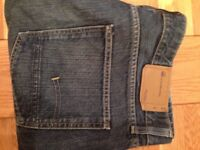 """G-Star Raw Denim Men's Comfort Fit Jeans (36""""W x 32""""L) JUST REDUCED"""