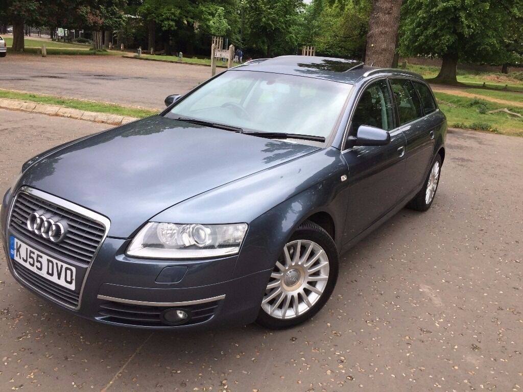 2005 55 audi a6 avant 3 0 tdi quattro automatic. Black Bedroom Furniture Sets. Home Design Ideas