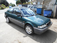 Rover 214 sei 2 door hatchback