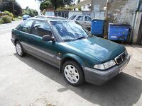 Rover 214 sei 2 door hatchback