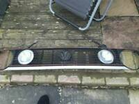 Golf grille
