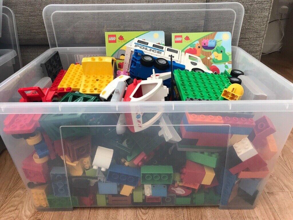 Lego Duplo Bundle In Poole Dorset Gumtree