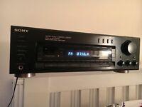 Sony Amplifier receiver FM/AM
