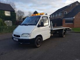 1998 FORD TRANSIT (RECOVERY TRUCK)