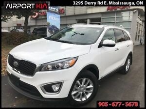 2017 Kia Sorento LX AWD/AUTO/AIR/HANDS FREE/HTD SEATS/ALLOYS
