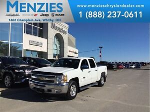 2013 Chevrolet Silverado 1500 LT, Bluetooth, Running Boards, Cle