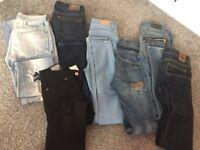 Bundle of jeans