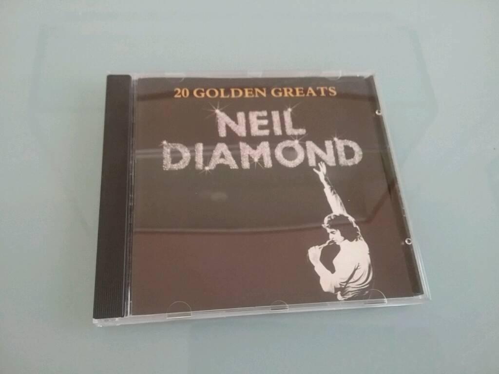 NEIL DIAMOND 20 GOLDEN GREATS CD