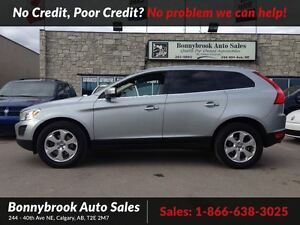 2013 Volvo XC60 3.2 W/SERVICE RECS. sunroof leather heated