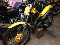 Scorpa 250 trials bike