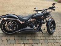 Harley Davidson Softail Breakout 1690cc