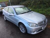 Mercedes CLC 2.2 diesel