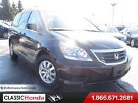 2010 Honda Odyssey EX-L-leather seats-back up camera