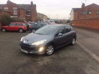 peugeot 308 1.6 hdi S (ONLY 66,000 MILE'S)/toyota /vw/nissan/citroen/ford/renualt/peugeot/vauxhall/