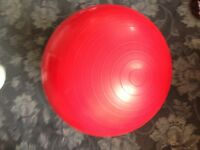 Exercise Ball £3