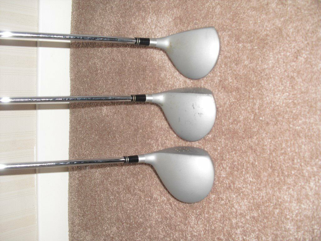 Wilson Killer Whale Driver, 3 and 5 Wood