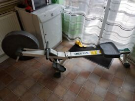 Delta Airmaster Air Rowing Machine FREE DELIVERY 028